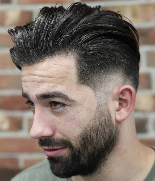 Best Short Sides Long Top Haircuts for Men (January 2020)