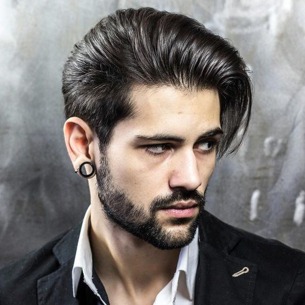 Best Short Sides Long Top Haircuts For Men August 2019