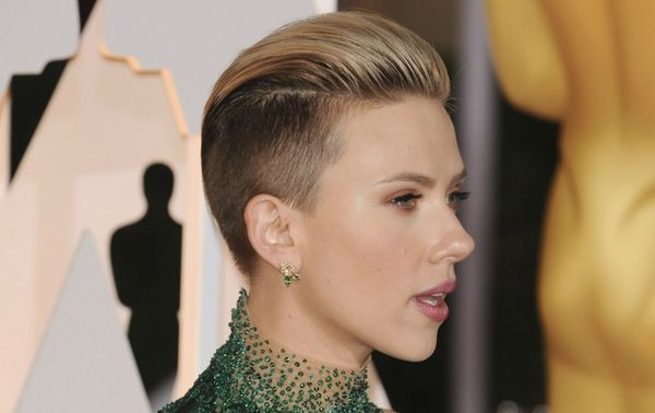 Cute undercut ideas for girls with short hair 3
