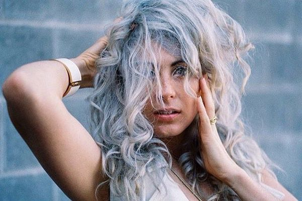 """""""50 hair of grey"""" hairstyle"""