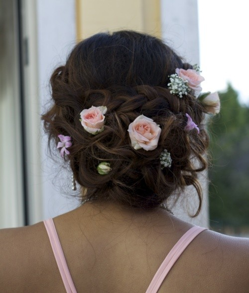 fresh prom hairstyles long
