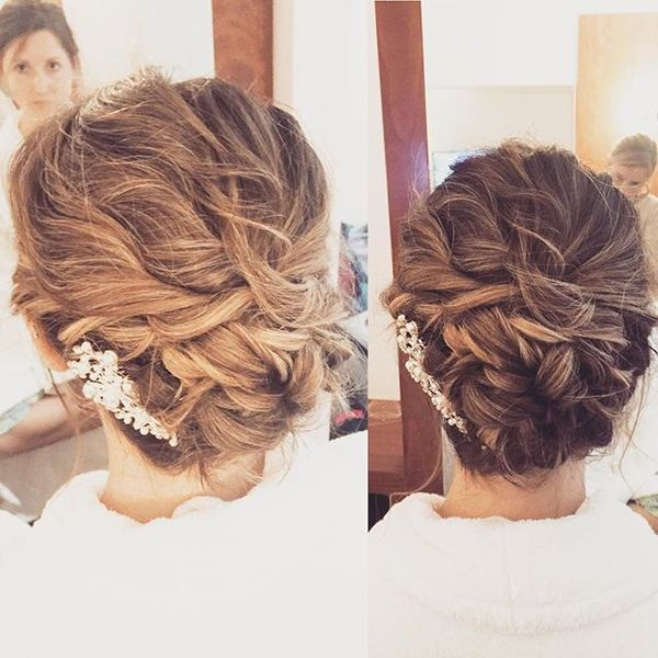 Romantic Wedding Hairstyles For Long Hair: Wedding Hairstyles For Long Hair, Bridal Updos For Long