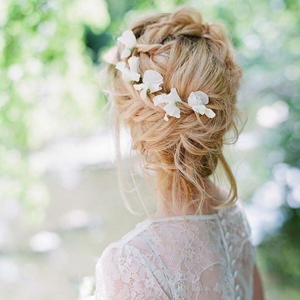 Exquisite Natural Hairstyle - Back View