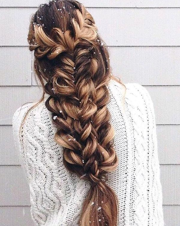 Cute Easy Boho Hairstyles with Braids 3