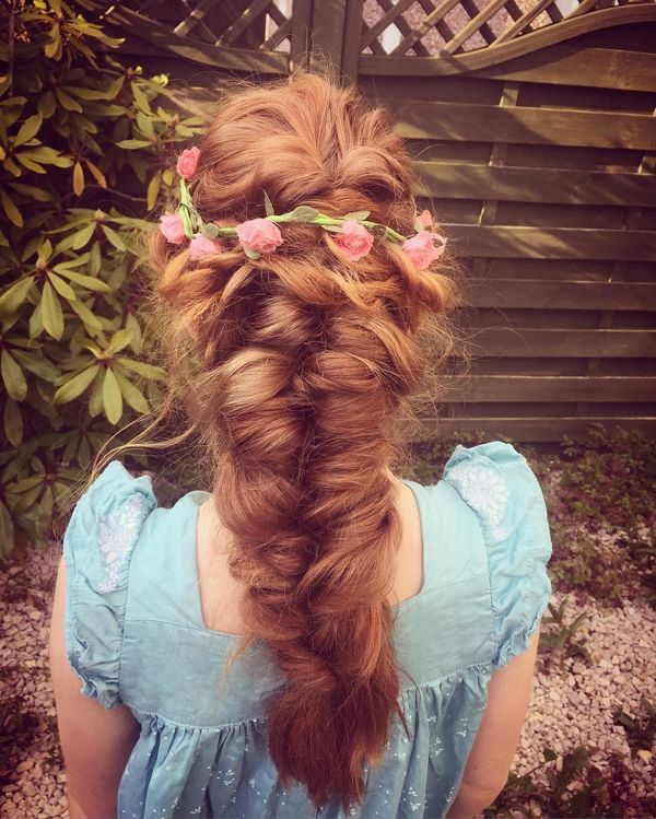 Messy Boho Hairstyles for Long Hair 4