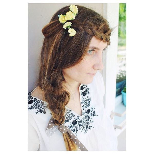 Cute Easy Boho Hairstyles with Braids 7