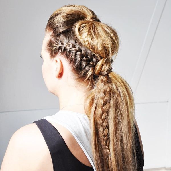 Amazing Boho Updo Hairstyles to Try  5