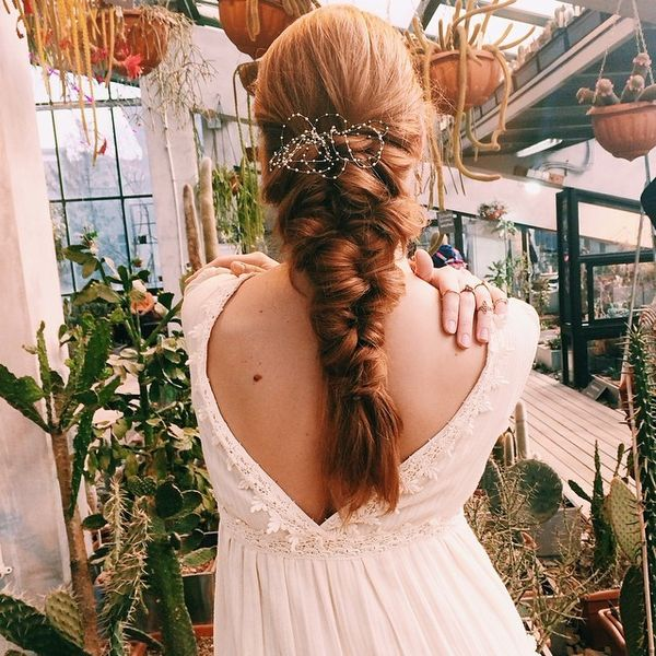 Tangled braid