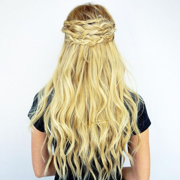 Zero cool pattern of braids
