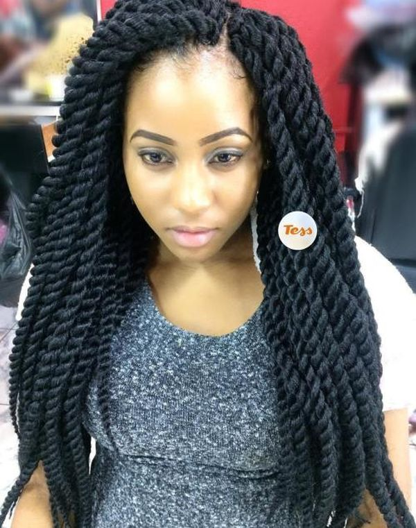 Awesome Crochet Twist Hairstyles 4