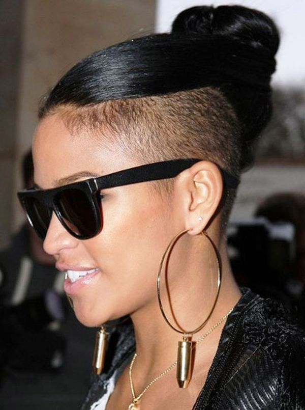 40 Mohawk Hairstyle Ideas For Black Women