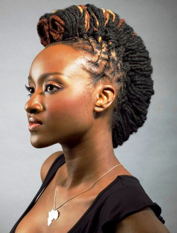 Different Types Of Mohawks Perfect For Black Girls 4