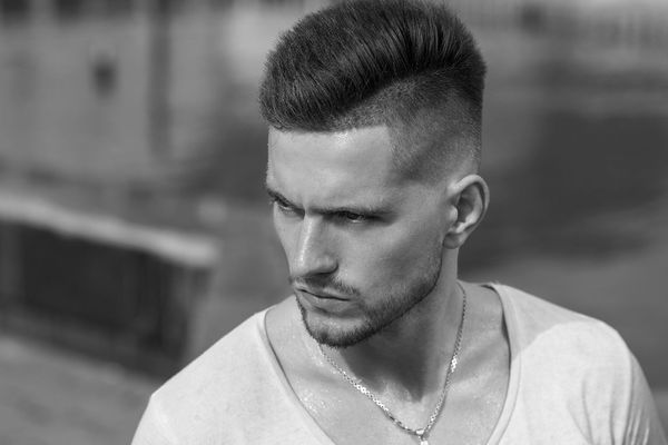 Faux Hawk Taper Styles 1