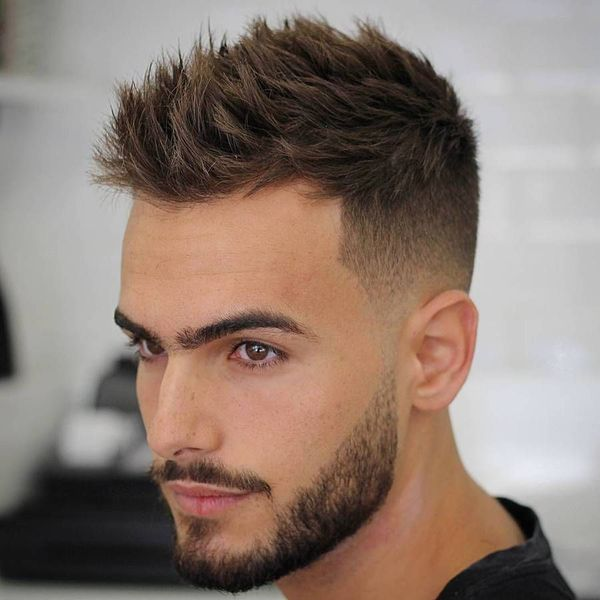 Tips On How To Style a Fauxhawk For Guys 1
