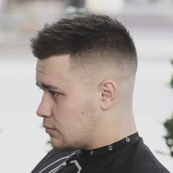 Tips On How To Style a Fauxhawk For Guys 2