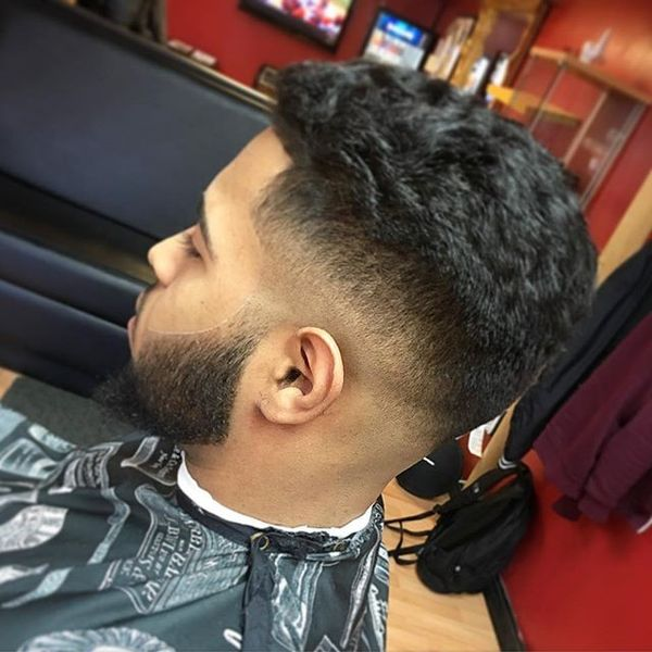 Blowout Haircut For Guys 24 Mens Blowout Fade