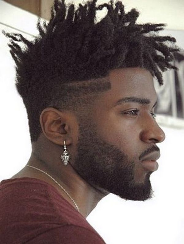18 Round-shaped Afro – American spikes