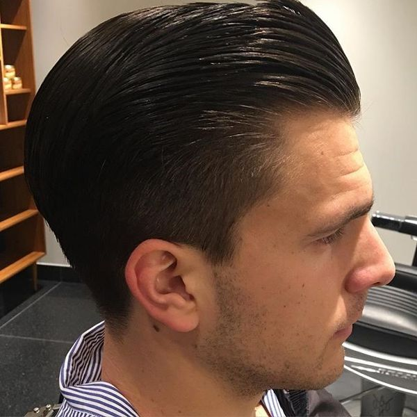 Timeless Greaser Hairstyle