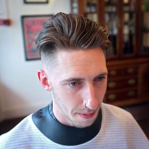 Strong Undercut And Movement