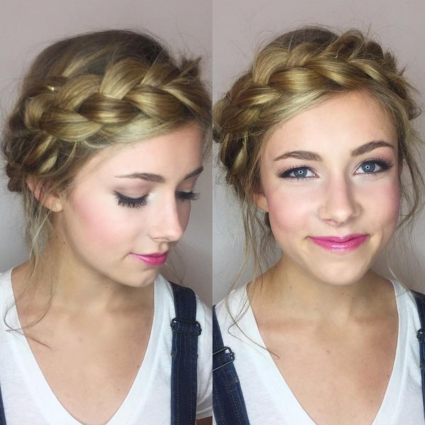 Cute Long Prom Hairstyles to Try 3