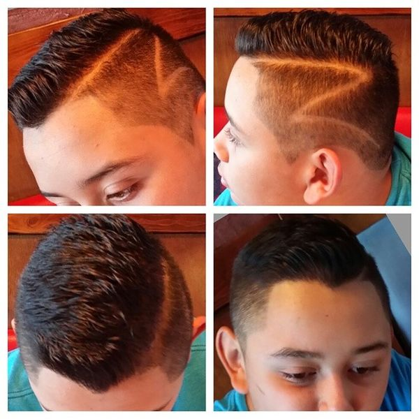 Trendy Perfect Comb Over Haircuts For Men