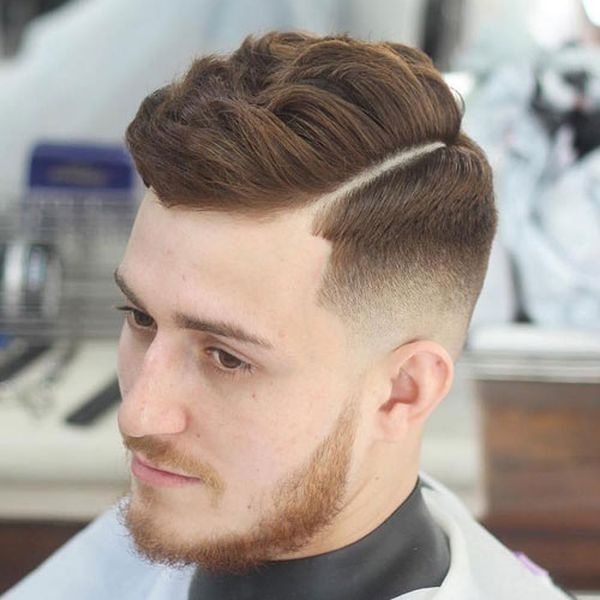 Side Part Haircut - 45 Men's Side Part Hairstyles