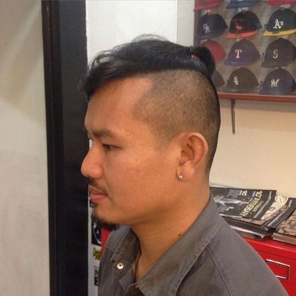 Asian comb over Vs Asian quiff which one do you like better 3
