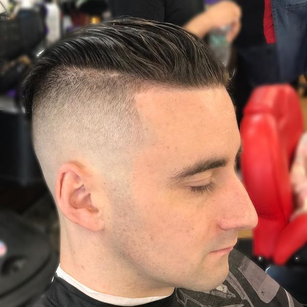 Awesome Mens High And Tight Haircuts 2