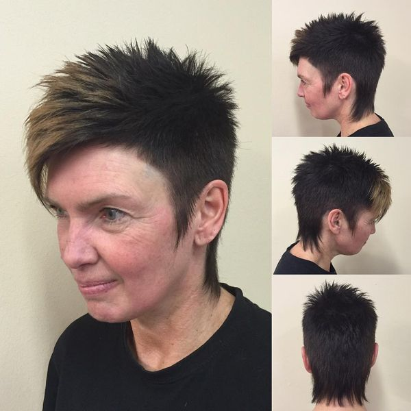 Brutal Spiky Hairstyle0