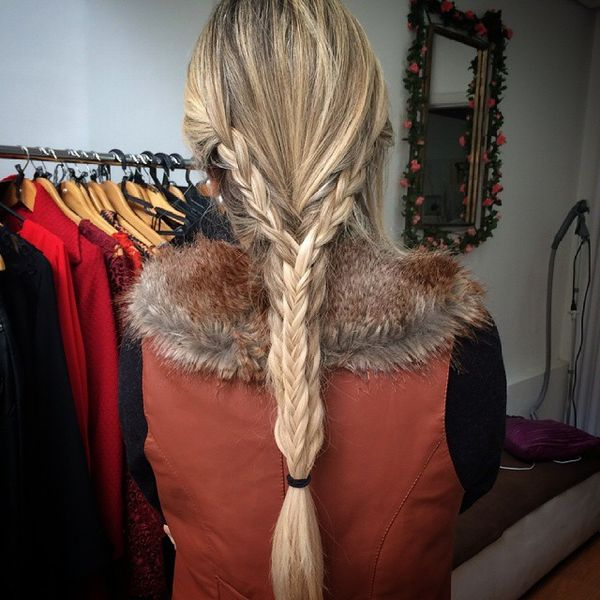 Casual Braids for a Lovely Look