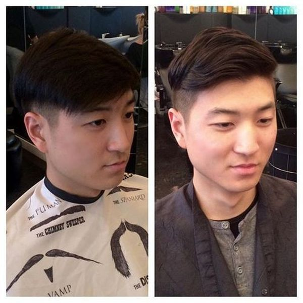 Asian Hairstyles For Men Best Asian Undercut Ideas In 2018
