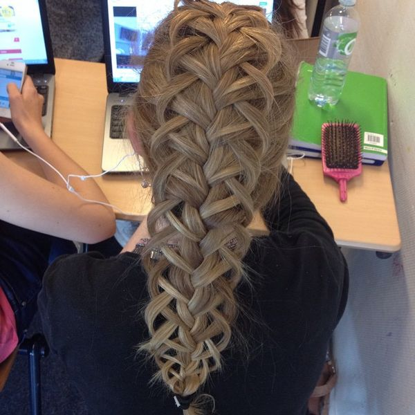 Fantastic Braid for the Stunning Image
