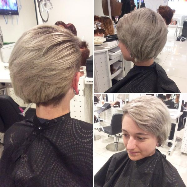 Short asymmetrical haircuts asymmetrical bob hairstyles great ash bob with a shaved temple solutioingenieria Gallery