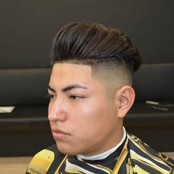 High And Tight Comb Over 1