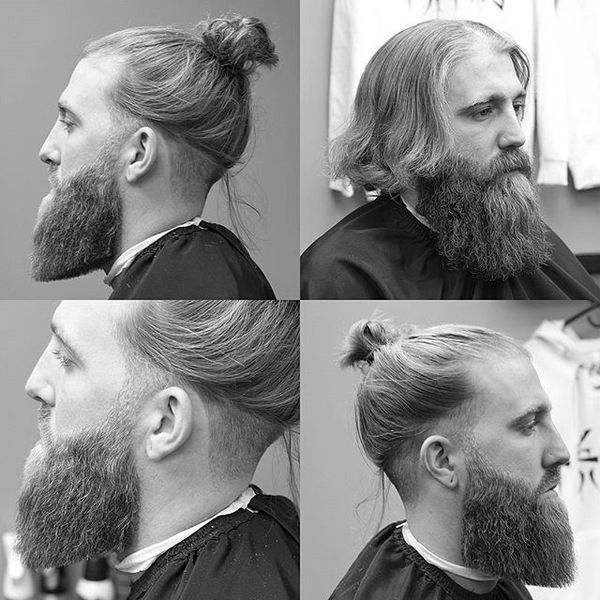 Man Bun Hairstyles Which Will Turn a Lot of Heads (September