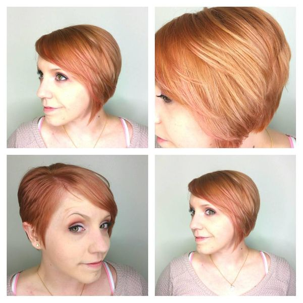 Orange-Red Bob for Every Day1