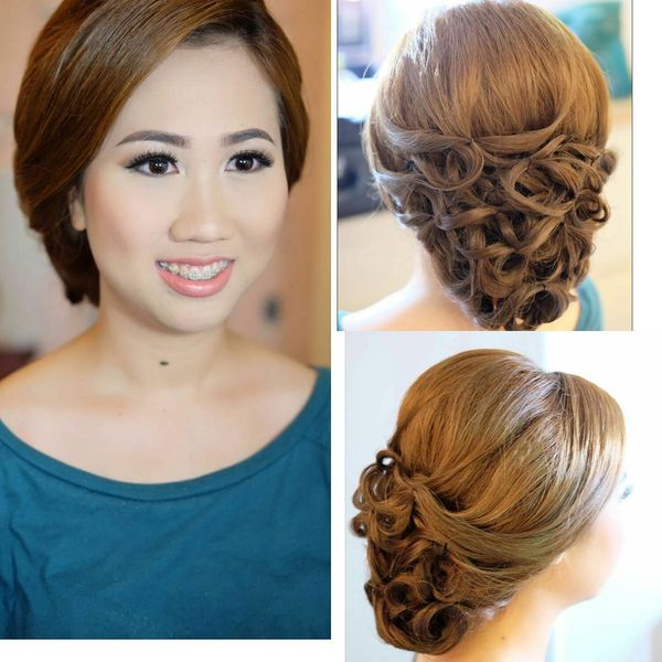 Perfect Hair Web Updo