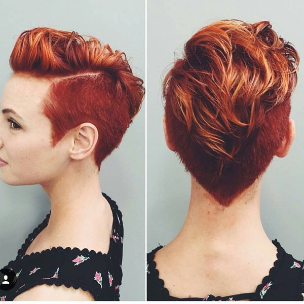 Rock Your Sharp Red Mohawk1