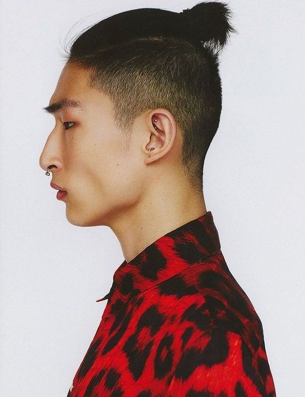 Think, asian hair style men matchless
