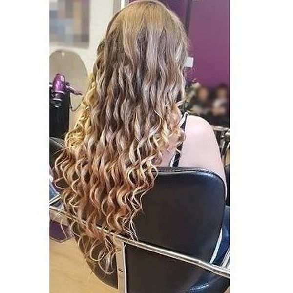 22 Hairstyles For Long Thin Hair 2018