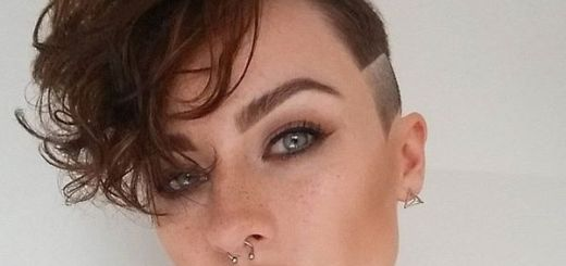 Trending Mohawk Undercut in a Natural Brown4
