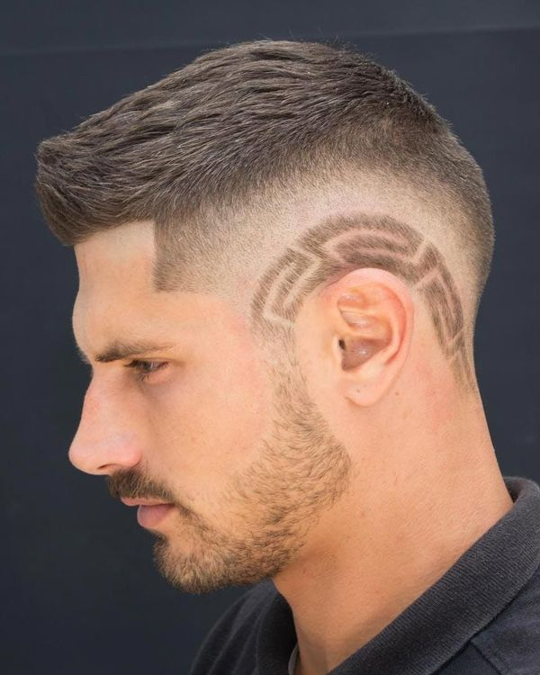 25 High And Tight Haircuts Trending In July 2019