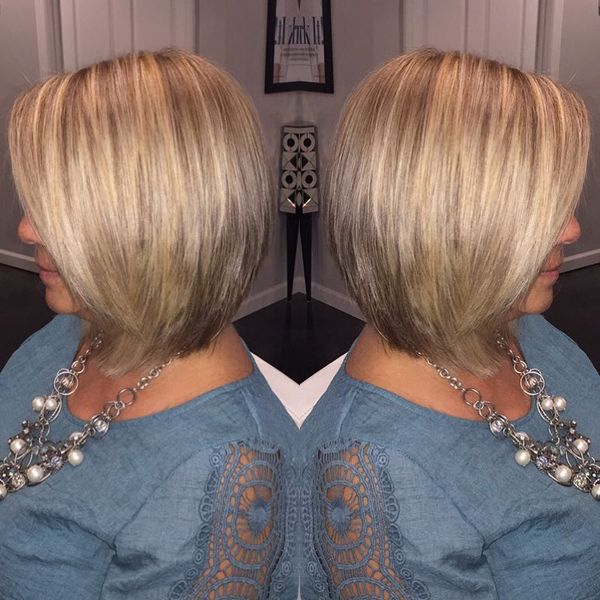 Winning Look with the Bob Style