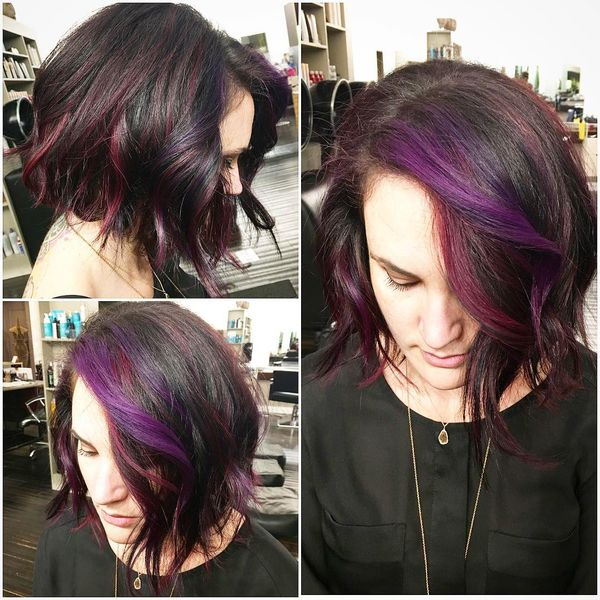 Winning Look with the Bob Style35