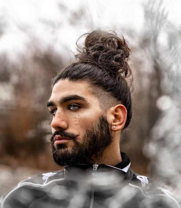 Curly Hairstyles for Men Trending in January 2020