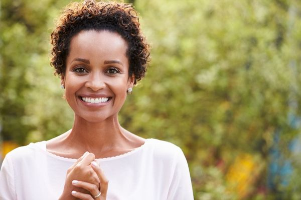 Curly Hairstyles for Black Women with Short Hair 4