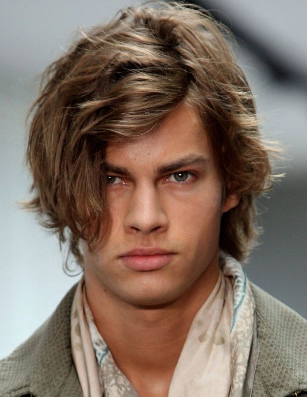 Medium Length Hairstyles For Men Best Mens Mid Length