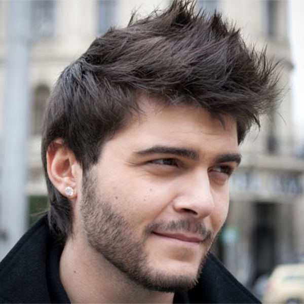 Ideas for Hair Spiked up in the Front  2