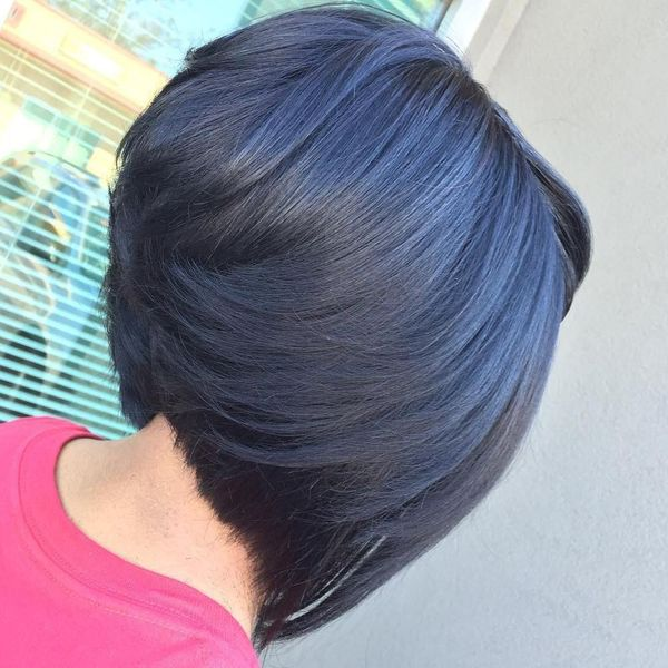 Awesome Stacked Angled Bob 3