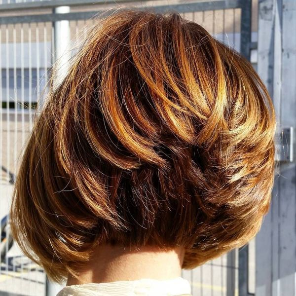 Cool Ideas of Very Short Stacked Hair 2